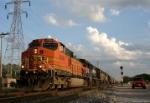 BNSF CW44-9 #4599