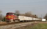 BNSF C44-9W 660