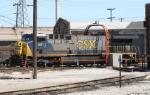 CSX CW60AC 681