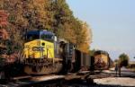 CSX & UP Coal Freights