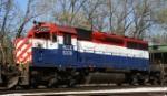 HLCX SD40-2 6208