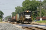 NS Frieght on the ex-Nickel Plate