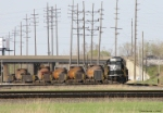 NS 5356 and Bottle Train