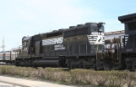 NS SD40-2 3316