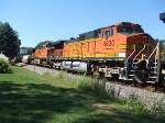 BNSF 4630 and 4694