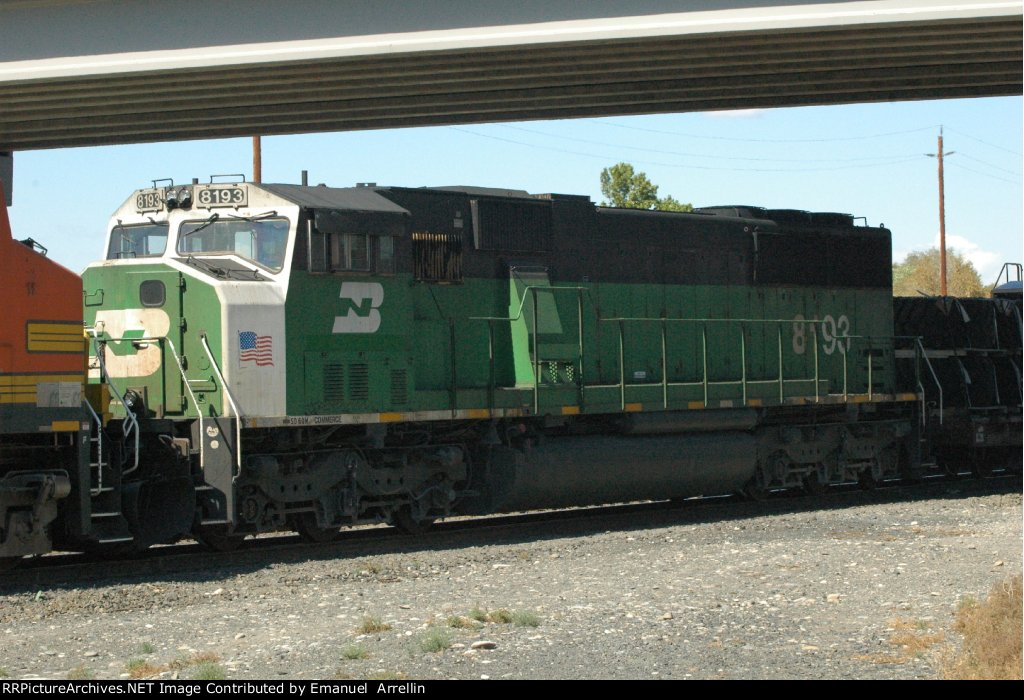 Unpatched BN SD60