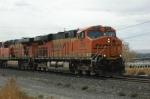 BNSF 6265