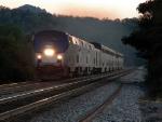 P029, Amtrak 29, Capitol Limited
