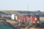 CP 9587 260-24 SB north switch