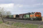 BNSF 2311E, west of not at