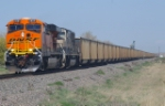BNSF 5884W west of not