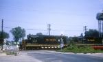 D&RGW GP30 3025