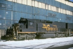 D&RGW SD40T-2 5409