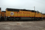 UntitledUPY 940, Yard Slug S6-1B, ex EMD GP50, ex UP 963
