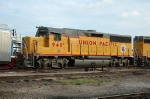 UPY 940, Yard Slug S6-1B, ex EMD GP50, ex UP 963