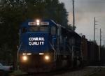 CSXT 2483/Conrail Paint