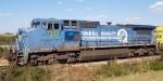 CSXT 7323/Conrail Paint