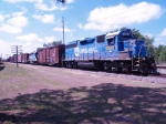 CSXT 4400/Conrail Paint