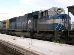 CSXT 775/Conrail Paint