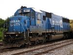 CSXT 8671/Conrail Paint