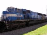 CSXT 781/Conrail Paint