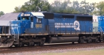 Ex Conrail Painted Locomotive CSXT 8812