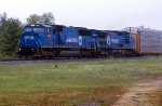 Ex Conrail Painted Locomotive NS 7628