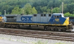 CSX 394 at Grafton yard