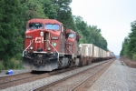 CP Rail train re-crews