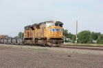 Intermodal empties