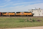 Eastbound freight with 2 EMDs