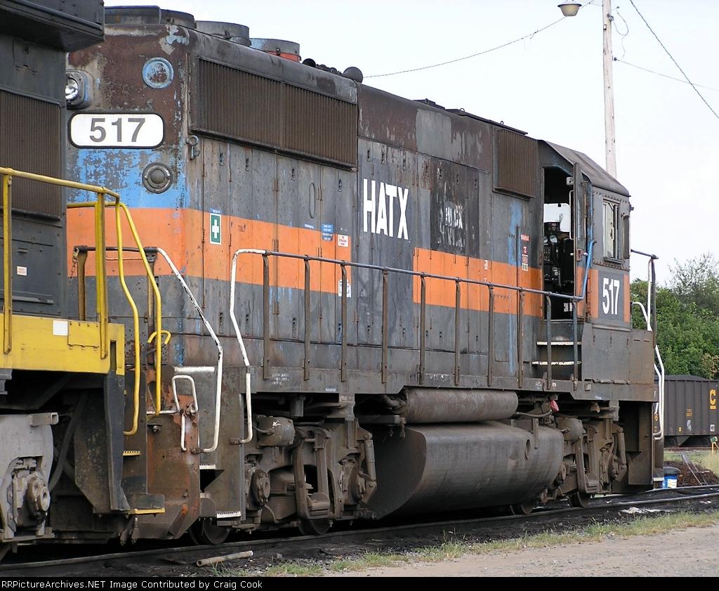 Georgia Florida RailNet/HATX 517