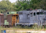 Georgia Florida RailNet/GFRR 8302 and Caboose 10528