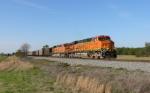 BNSF 6116 (NS #734)