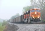 BNSF 5812 (NS #736)