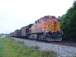 BNSF 5704 (NS #733 DPU)