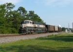 BNSF 9790 (NS #734; DPU)
