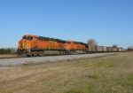 BNSF 5729 (NS #738)