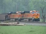 BNSF 6120 (NS #732)