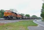 BNSF 6000 (NS #733)
