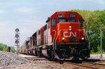CN SD40-2 5377