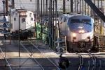 Amtrak P42DC's