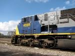 CSXT SD80MAC 4591