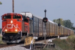 Q231 leaves Wapakoneta