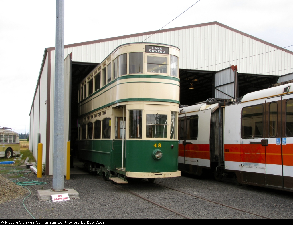 Blackpool Tramways 48