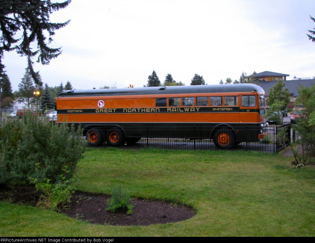 Great Northern bus 101