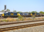 CSX 4406, 132, and 5343