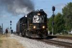 NKP 765 In Transit