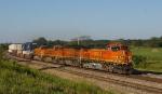 BNSF 5072 East