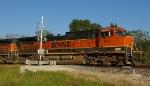 BNSF 1021 West